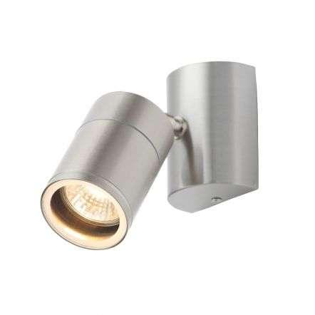 Islay Stainless Steel Single Spotlight IP44