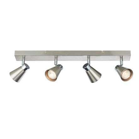Kai 4 Light Spotlight Bar 3.5W Warm White