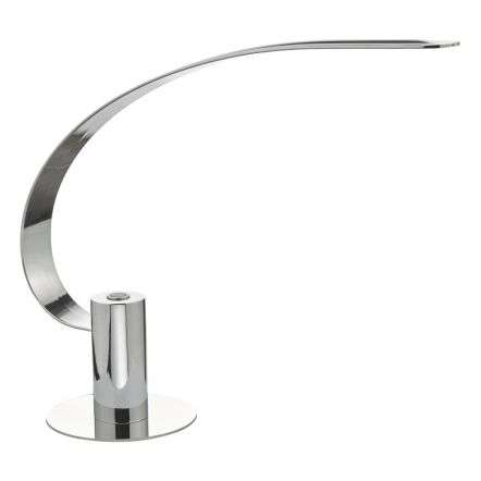 Kyomi Table Lamp Polished Chrome LED