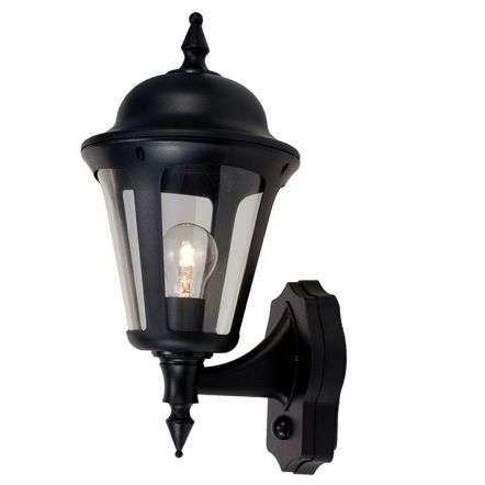 Latina Polycarbonate PIR Outdoor Wall Lantern 42W IP65