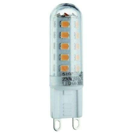 LED G9 3W Warm White LED Bulb