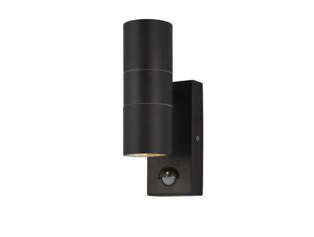 Leto Up and Down c/w PIR in a Black Finish