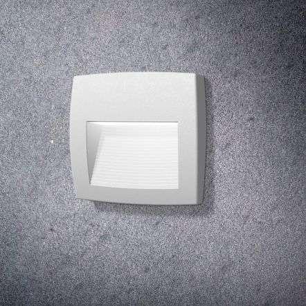 Lorenza 190 4W White Surface Mounted Wall Light