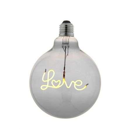 Love Down E27 Filament Bulb