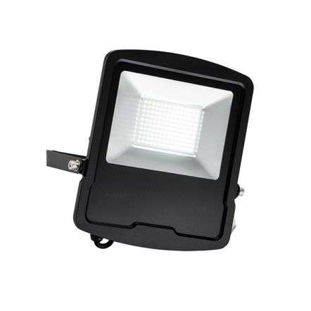Mantra Black Floodlight IP65 100W Daylight White