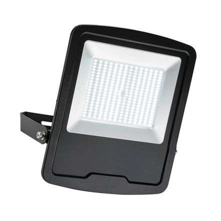 Mantra Black Floodlight IP65 200W Daylight White