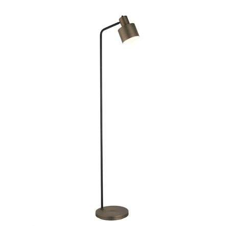 Mayfield Floor Lamp in Bronze Finish
