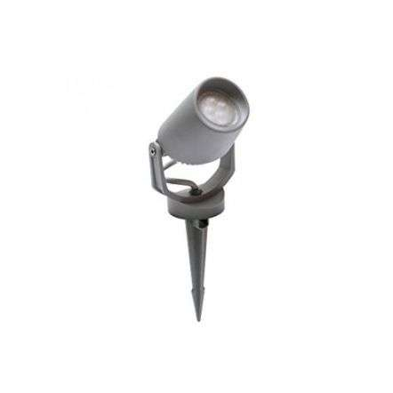 Mini Tommy Small LED Spike Floodlight Grey