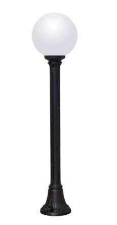 Mizar Globe 250 Fumagalli Medium Post Light | Online Lighting Shop