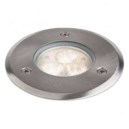 Modern Stainless Steel Kitchen LED Walkover Light