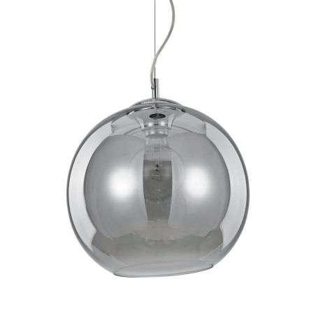 Nemo Fume 300mm Glass Globe Pendant