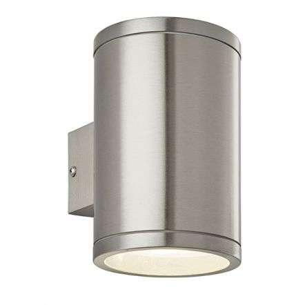 Nio Outdoor Up & Down Wall Light Integrated LED IP44