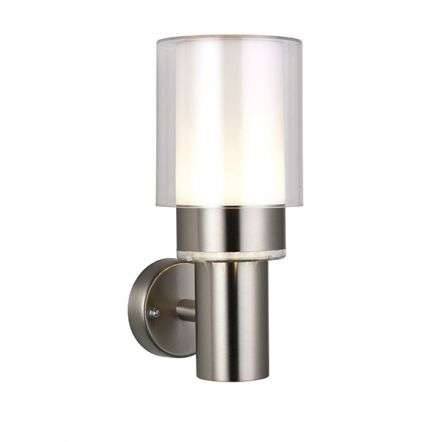 Olympia Outdoor Wall Light IP44 10.8W Cool White