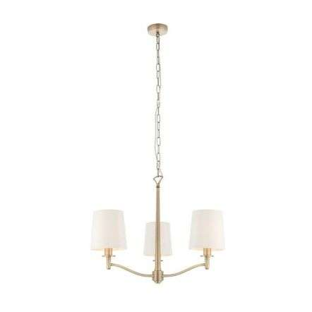 Ortona 3 Light Pendant 40W