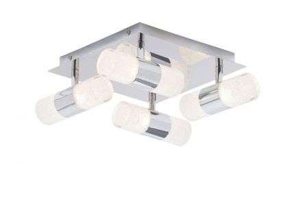 Oslo LED Bathroom Flush Light IP44