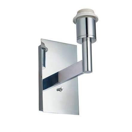 Owen USB Wall Light in Polished Chrome Finish