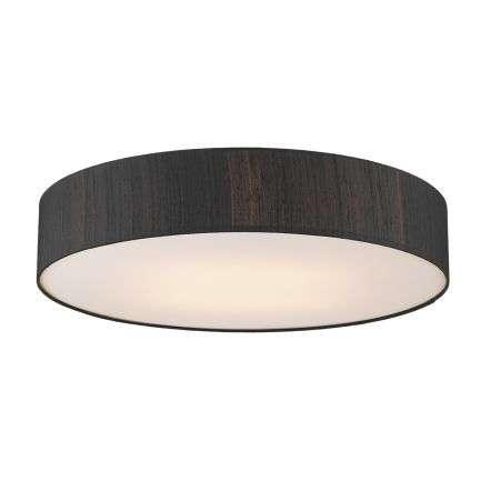 Paolo Bespoke 100% Silk 80cm 4 Light Flush