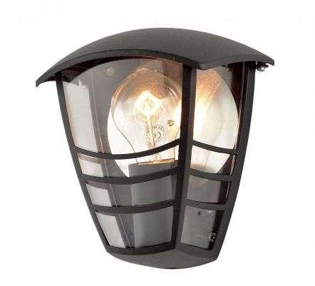 Perdita Half Lantern Black