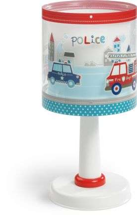 Police Table Lamp
