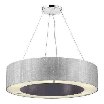 Polo Bespoke 50cm 4 Light Two Tone Shade Pendant