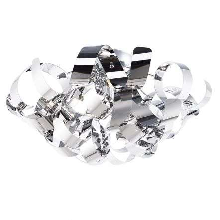 Rawley 4LT G9 Flush Polished Chrome