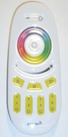 Remote for Colour Changing Bulbs