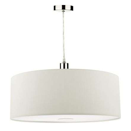 Ronda 60cm Easy Fit Pendant Porcelain White