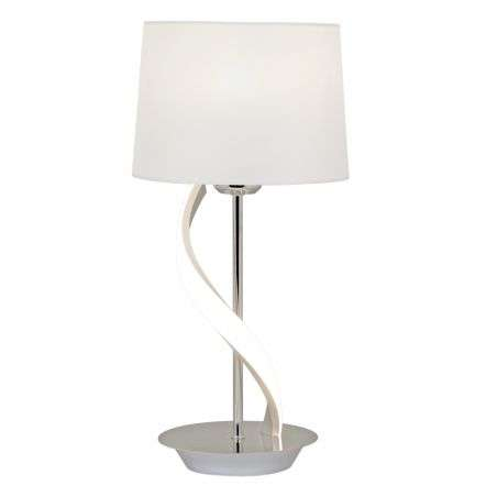 Scarlett LED Ribbon Table Lamp | Online Lighting Shop