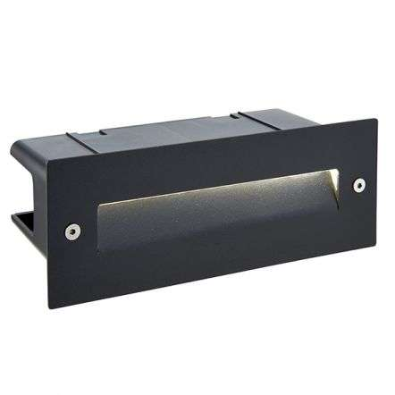 Seina Black Brike Light Guide IP44