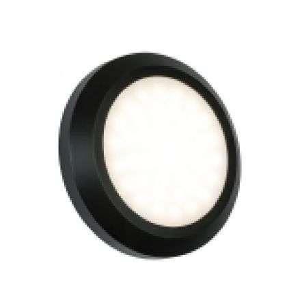 Severus round direct IP65 2W warm white
