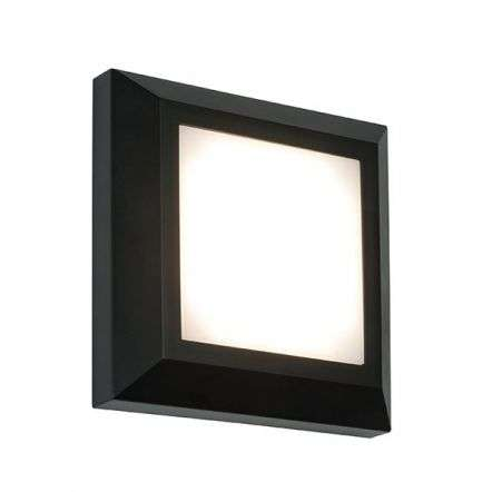 Severus square direct IP65 3W warm white