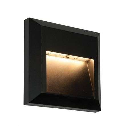Severus square indirect IP65 1W warm white