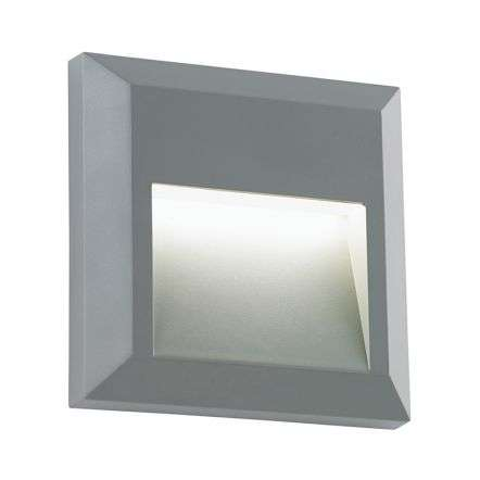 Severus square indirect IP65 1W