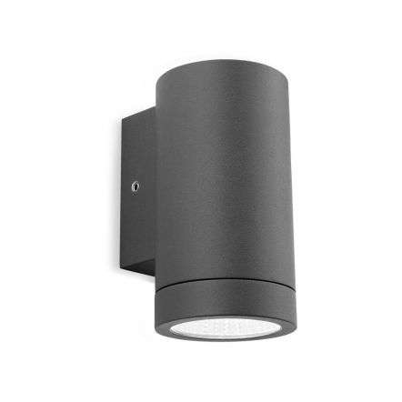 Shelby LED Graphite Outdoor Wall Light