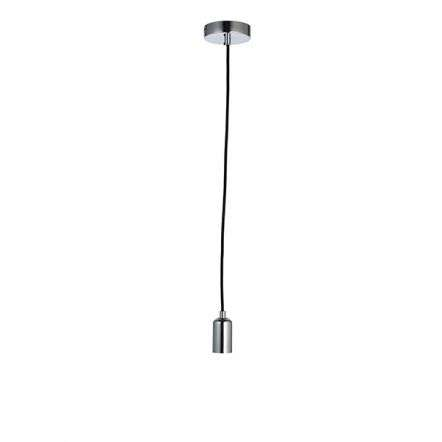 Studio Single Light Pendant in Chrome