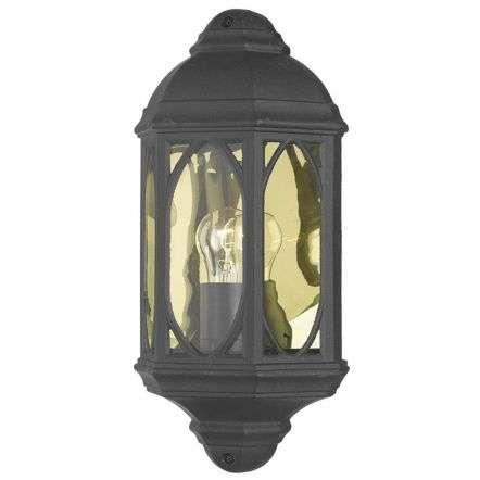 Tenby Wall Light Black