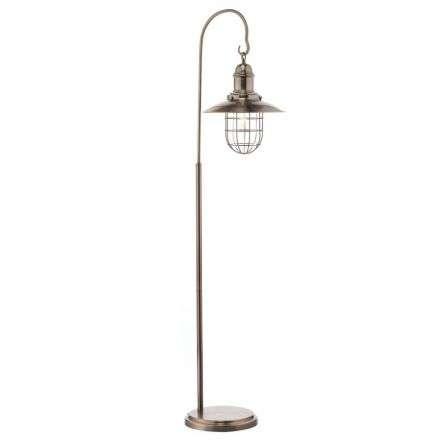 Terrace Floor Lamp Copper