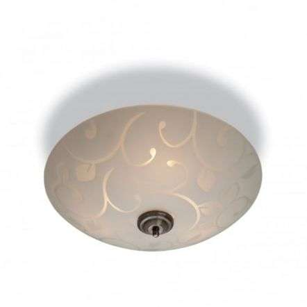 Traditional Semi Flush Ceiling Light
