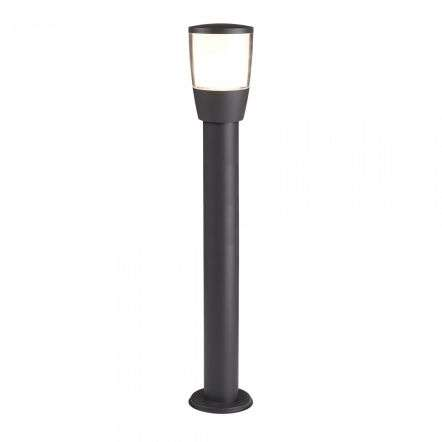Tucson Outdoor 1 Light Post, 900mm Dark Grey