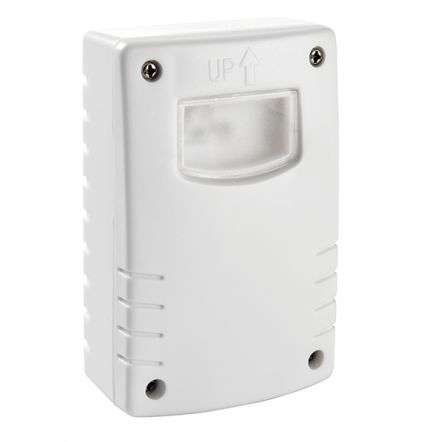 Twilight detector wall IP44