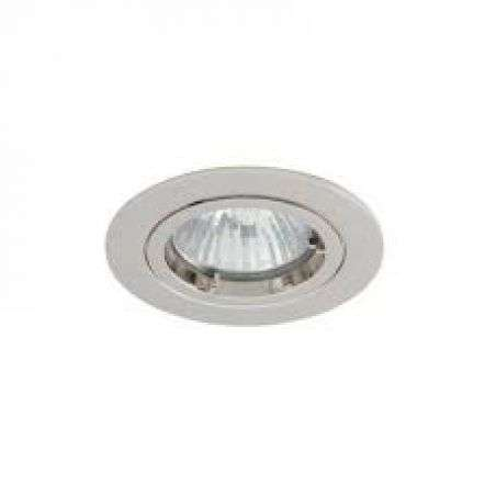 Twistlock MR16 50W IP44 Die-Cast Downlight