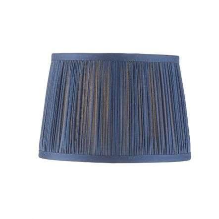 Wentworth Midnight Blue Pleated Shade 205mm