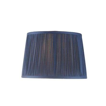 Wentworth Midnight Blue Pleated Shade 255mm