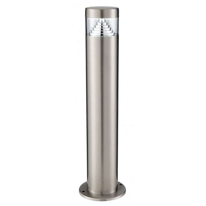 Outdoor Post Lights Ireland: Searchlight 8508-450 StainlessSteel 30Led Outdoor Post